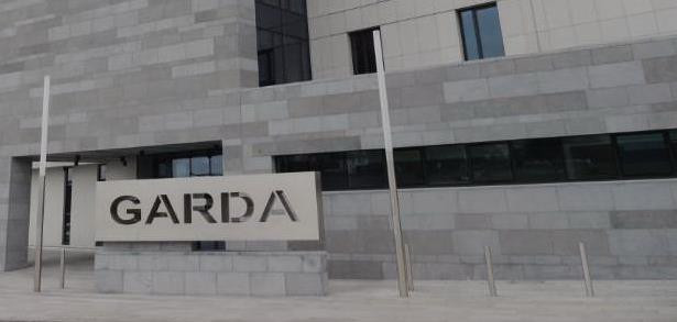 Kilsaran Paving used on New Garda Headquarters in Galway